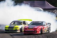 British Drift Championship (MPH94) Tags: british drift championship wigan three sisters circuit auto car cars motor sport motorsport race racing motorracing drifting bdc bdc2018 nissan