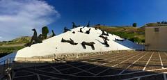 La Montagna di sale di Mimmo Paladino, al baglio Di Stefano - Gibellina Nuova (costagar51) Tags: trapani sicilia sicily italia italy arte storia architettura museo gibellinanuova