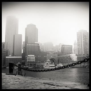 Foggy Boston, film