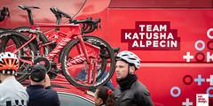 Tour Of Britain Stage 7-203.jpg (eatsleepdesign) Tags: mansfield action tourofbritain procyclists tamron tamronsp70200mmf28 teamkatusha bikes tourofbritain2018 nikond750 cycling nottinghamshire