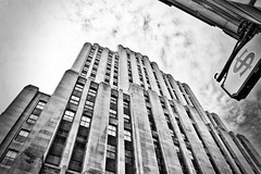 Money (stephaneblaisphoto) Tags: architecture building exterior built structure city cloud sky day finance glass material low angle view modern money nature no people office outdoors reflection skyscraper tall high tower window bw blackandwhite dollar