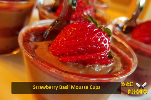 """Strawberry Basil Mousse Cups • <a style=""""font-size:0.8em;"""" href=""""http://www.flickr.com/photos/159796538@N03/43925357774/"""" target=""""_blank"""">View on Flickr</a>"""