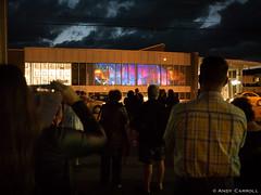 Imaginarium, part of Artsweek Peterborough (andyscamera) Tags: artsweek canada ontario openingevent peterborough peterboroughcounty andyscamera film peterboroughlibrary