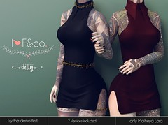 Betty (Ainadara Resident) Tags: i3f i3fco maitreya fashion original mesh event exclusive dressfantasydarkwire