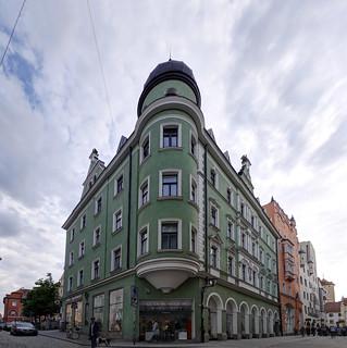 Regensburg Building 1