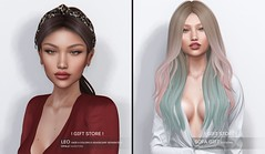 OPALE GROUP GIFT (Opale HairStore) Tags: free gift opale hair salon sl second life 3d