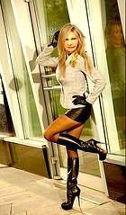 Fashion plate - 20 (donnacd) Tags: sissy tgirl tgurl dressing crossdress crossdresser cd travesti transgenre xdresser crossdressing feminization tranny tv ts feminized jumpsuit domina blouse satin lingerie touchy feely he she look 易装癖 シー