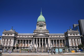 Buenos Aires, Palacio del Congreso - Explore