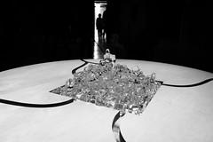 City of Ice (Torsten Reimer) Tags: installation artgallery england art europa sonyrx100 light unitedkingdom silhouettes kunst monochrome people indoors schwarzweis london blackandwhite thetanks tatemodern uk europe gb