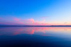 Roxtuna Morning (bobban25) Tags: canon eos 80d tokina atx 116 af pro dx 1116mm f28 linköping östergötland sverige sweden scandinavia canoneos80d canon80d roxtuna roxen sky landscape cloud sunrice water