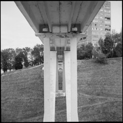 2018-09-19-0003c (qwz) Tags: nizhnynovgorod нижнийновгород горький gorky cityscape architecture bridge river autocord