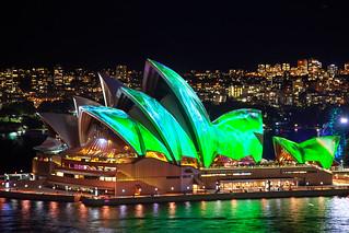 Green Opera || SYDNEY || AUSTRALIA