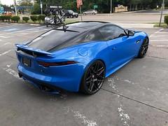 Jaguar F-Type w/ Ace Alloy Mesh 7 (Arlene Ace Alloy) Tags: jaguar ftype ftyper cars luxury acealloywheels acewheels rims tires sportscar wheels jaguarftypeaftermarketwheels 21