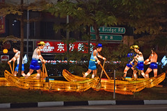 Mid-Autumn Festival (chooyutshing) Tags: lanterns themedset decorations lightup display midautumnfestival2018 attractions celebrations newbridgeroad eutongsenstreet chinatown singapore
