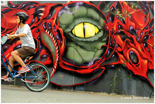 The Eye 可憐身是眼中人 - Vancouver Mural Festival XP8135e