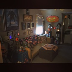 Halloween 2 jack o lantern (the ghost in you) Tags: halloween halloween2 jackolantern pumpkin horror michaelmyers