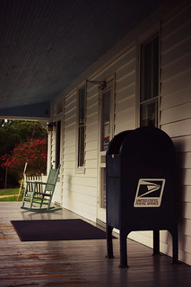 Post Office Porch