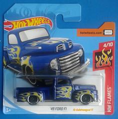 Hot Wheels - Ford F1 (daleteague17) Tags: hotwheels hot wheels diecast diecastmodel model toycars toy car