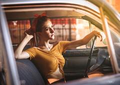 Wanna go for a ride? (B. Adams Photo) Tags: impala classiccar rockabilly canon80d canon50mm beautydish strobist offcameraflash idaho