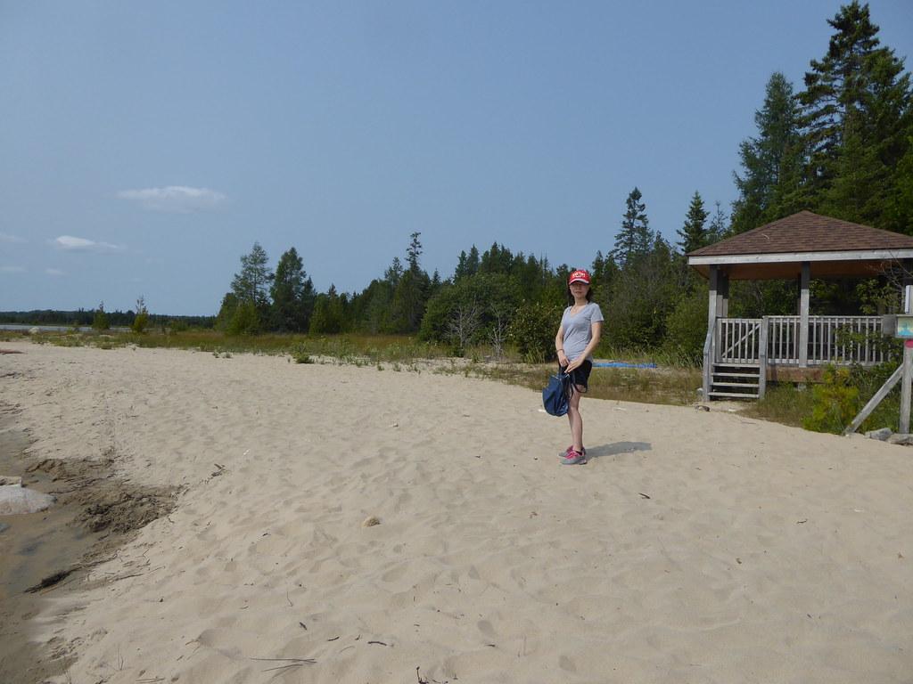 MIsery Bay Beach