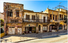 Downtown Old Town Chania (Heathcliffe2) Tags: chania old town downtown greece crete locals decay ruin architecture buildings travel off beaten path real urban city travellers village