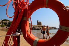 Torre di Sfinale (Francesco Dini) Tags: peschici sfinale torre mare sea gargano puglia