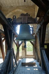 Bell @ South tower @ Tower observatory @ Cathédrale Saint-Pierre @ Old Town @ Geneva (*_*) Tags: geneva switzerland sunny suisse geneve summer été july 2018 morning europe city oldtown vieilleville stpierrecathedral saintpierre cathedral church christian protestant calvinist calvin tower tour clocher observatory viewpoint pointdevue hauteur height walk