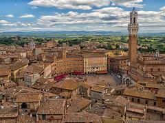 Siena, Italy (-daniska-) Tags: italy rome pisa venice gondol river trip olympus panasonic panasonic1232mm lightroom nik softwere om10 mark2 color efex city