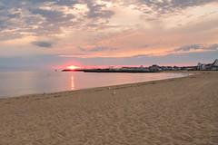La Turballe - Sunset (Y-LG) Tags: 06000000 06006000 06006007 compositionettypedephoto continentsetpays environnement europe fr fra france iptcnewscodes iptcsubjects laturballe lieux loireatlantique motsclésgénériques océans paysdelaloire paysage ressourcesnaturelles environmentalissue naturalresources oceans