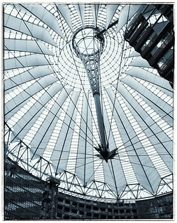 Tetto Sony Center, Berlino (Germania)