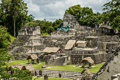 Guatemala-1-21 (Michael Yule - I Can See For Miles) Tags: tikal national park guatemala landscape latinamerica centralamerica outdoors ruins buildings architecture historic nikond7100 holidays vacations travel tourism tours tourist trees 18105mmlens