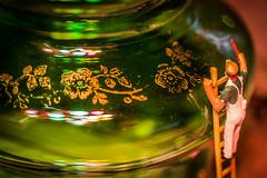 Macro Mondays : Glass (www.marnickwijffels.be) Tags: macromondays macro glass littlepeople