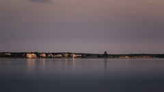 Abendrot (Lutz.L) Tags: natur neuseenland abend abendstimmung abendrot see sonnenuntergang wasser leipzig leipzigerneuseenland cospudenersee