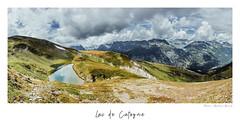 Le Lac de Catogne (mattwiskas) Tags: lac catogne suisse france nuage nuages montagne mountain randonnée cloud clouds cloudy