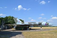 Warwickshire Vulcan (Gerry Rudman) Tags: avro 697 vulcan xm655 wellsbourne mountfield airfield warwickshire maintaince preservation society
