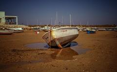 Boats... (hobbit68) Tags: boote fujifilm xt2 boats water wasser hafen port puerto strand beach playa himmel sky holiday urlaub sommer sonne sun spanien spain espagne espanol sonnenschein espana sunshine summer andalucia andalusien sand barcos