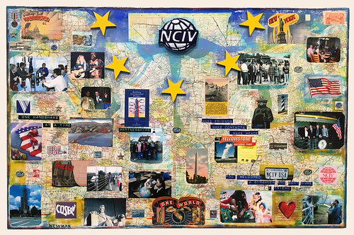 Collage, Citizen Diplomacy