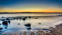 (Lenny Turner) Tags: blending dri ocean water longexposure sunset beach lightroom cc2018 photoshop exposureblend dt1650 a77 sony