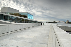 Oslo Opera House (ALANSCOTT1) Tags: oslo opera house norway white architecture design music