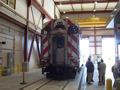 CEMOF29SEP07 21 (By Air, Land and Sea) Tags: caltrain railroad railway rail train suburban commuter california sanfrancisco sanjose cemof mechanical mechanicalfacility operations