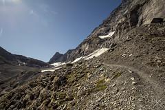 Lötschenpass 18 (maxwell1326maxen) Tags: switzerland schweiz swiss hike walking outdoor outdoors nature landscape lötschenpass lötschental berg gasterental glacier lötschengletscher sun lake water