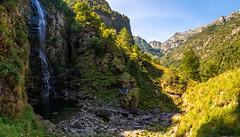 Valle Verzasca 2018 - Sonogno (karlheinz klingbeil) Tags: stone suisse stein panorama waterfall schweiz alps water switzerland wasser wasserfall sonogno swissalps alpen mountain tessin ch