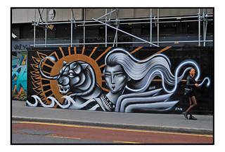 STREET ART by KALDEA
