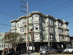 Casa Loma Hotel, Fillmore and Fell Streets, San Francisco, California, 9 September 2018 (AndrewDixon2812) Tags: casa loma fell fillmore street san francisco california usa united states hotel