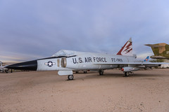 F-102 Delta Dart (dcnelson1898) Tags: pimaairandspacemuseum tucson arizona aviation aiplanes military display history jet