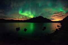 Lake Green in September (hrobertsson) Tags: landscape aurora rokinon12mm nature ilce7r sonyalpha iceland travel reykjanesgeopark outdoor mountainpeak