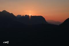 Sunrise in the Dolomites (W.I.L.D. Giorgio) Tags: approvato