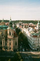 Prague (zuziawie) Tags: minolta himatic g 35mm analog analogue film prague czech city europe architecture building street