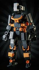 Mini-Mecha (mecabricks) Tags: mecabricks lego mech 3d cycles blender