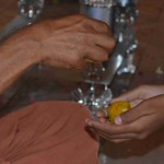 20180704 - Visit of Elder Swamiji (GLB) (2)